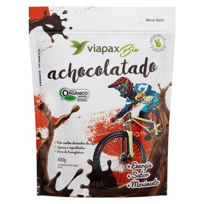 Achocolatado - Cacau com Mascavo Orgânico 400g Viapax