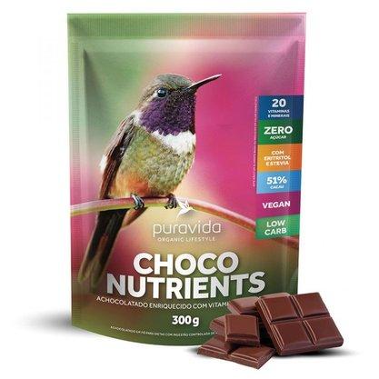 Achocolatado Multivitaminado Choco Nutrientes 300g Puravida