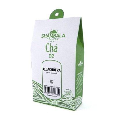 Chá de Alcachofra  Shambala 15g