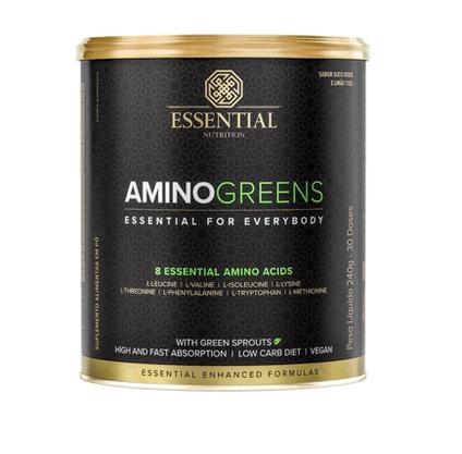 Amino Greens 240g Essential