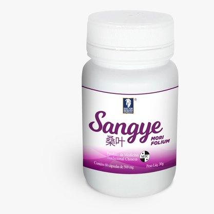 Amora Branca Sangye MTC 500mg 60 Cápsulas Dr Berger