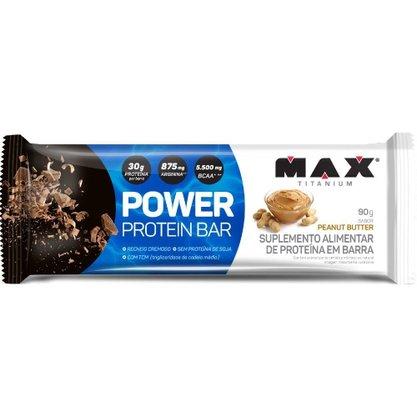 Barra de Proteína Power Protein Peanut butter 90g
