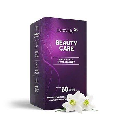 Beauty Care 750mg com 60 cap Puravida