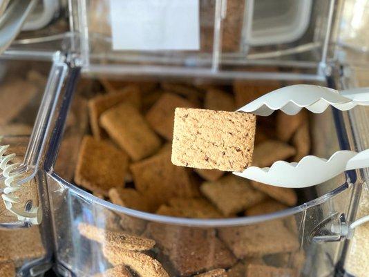 Biscoito de Fibras a Granel  (100g)
