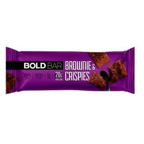 Barrinha  Vegana Brownie 60g Bold Bar