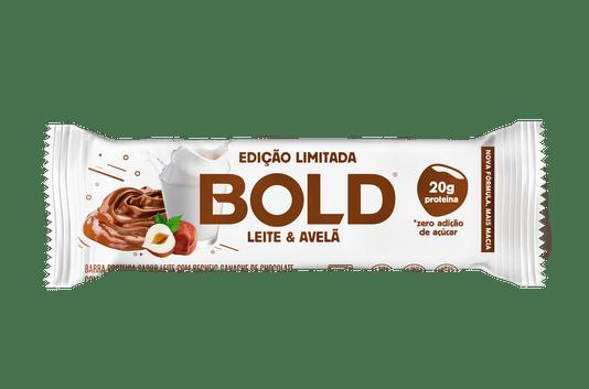 Bold Leite & Avelã 60g