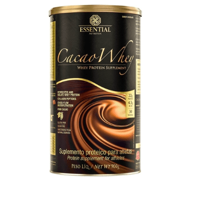Cacao Whey 900g/30ds Essential