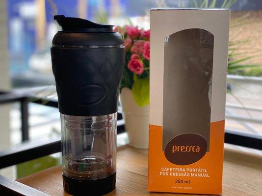 Cafeteira Pressca - Preto