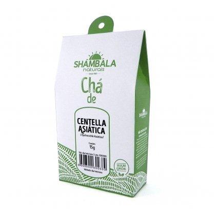 Chá de Centella Asiática 20g Shambala