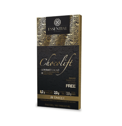 Chocolift be unique barra 40g Essential