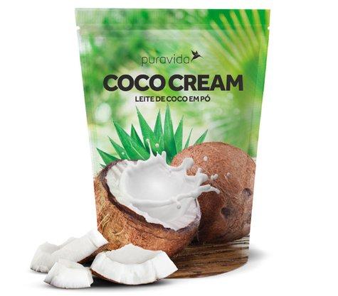 Coco Cream 250g Pura Vida