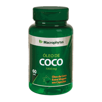 Coco Softgel 1000mg 60cps