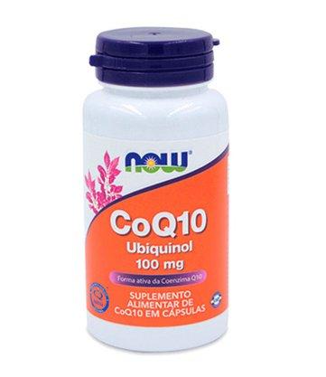 Coq10 ubiquinol now 60 caps