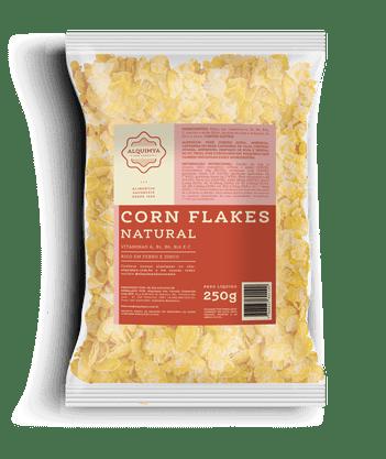 Corn  Flakes Natural 250g Alquimya