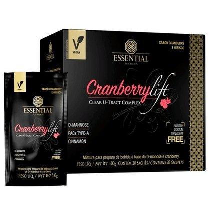 Cranberrylift Display 100g/20ds Essential