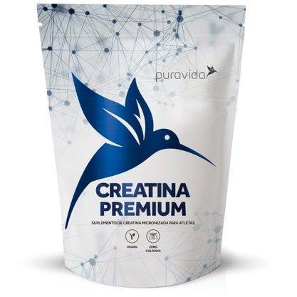 Creatina Premium Vegana 300g Puravida