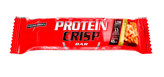 Protein Crisp Bar - Trufa Avelã 45g - Integral Medica