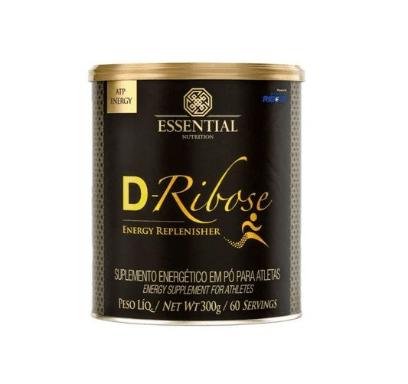 D ribose lata 300g/60ds essential