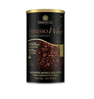 Espresso Whey Cafe 462g/14ds Essential