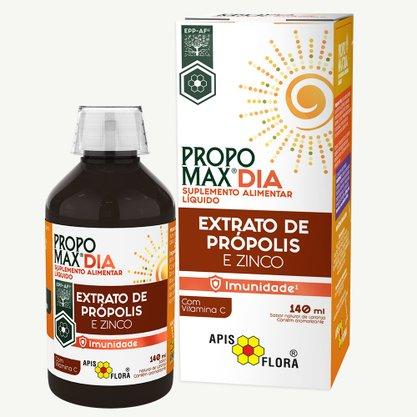 Extrato de Própolis e Zinco Propomax Dia 140ml Apis Flora