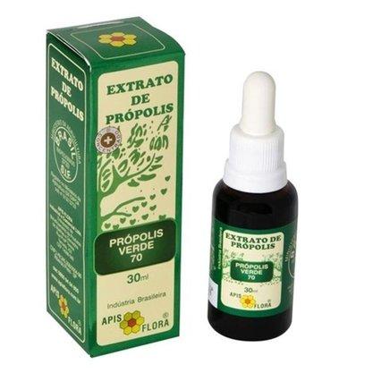 Extrato de Própolis Verde 70% em extrato 30ml Apis Flora