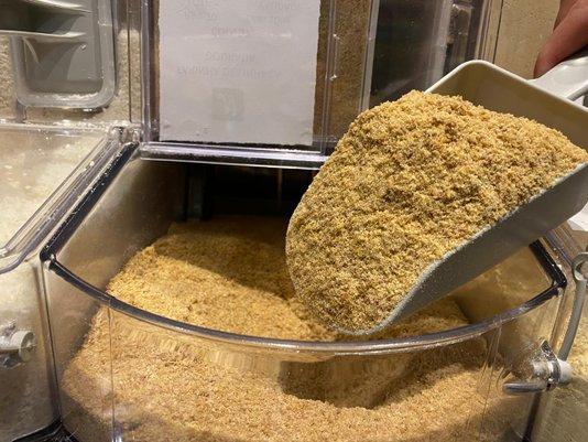 Farinha de Linhaça Dourada  (100g)