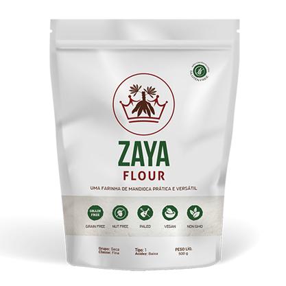 Farinha de Mandioca 500g Zaya