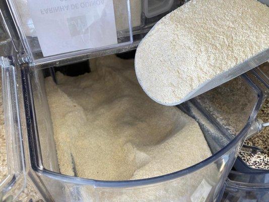 Farinha de Quinoa a Granel (100g)