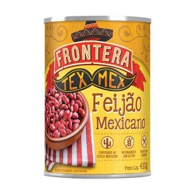 Feijão Mexicano 410 g Frontera