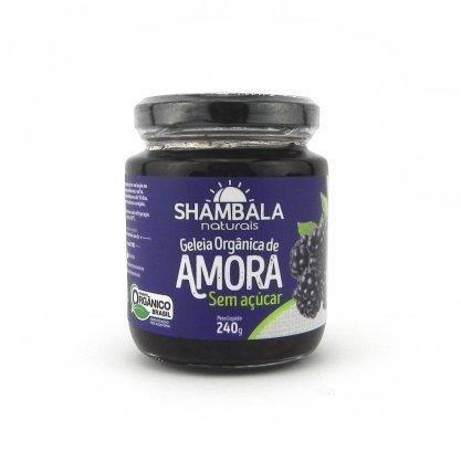 Geléia Amora s/ açúcar Orgânica Shambala