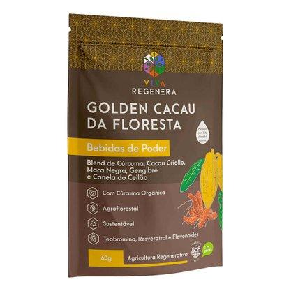Golden Cacau da Floresta Regenera 60g