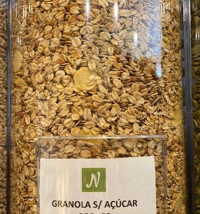Granola  Sem  Açúcar a Granel (100g)