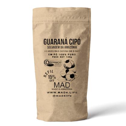 Guaraná Cipó Mad 180g Refil