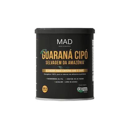 Guaraná Cipó Orgânico Mad em Pó 100g