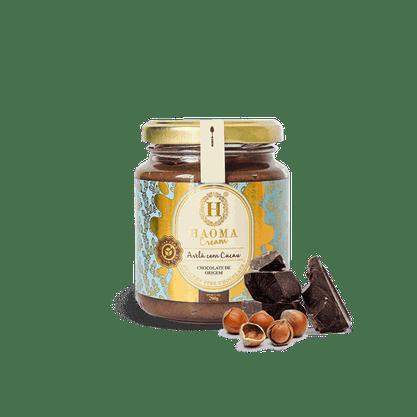 Haoma Cream - Avelã com Cacau Haoma