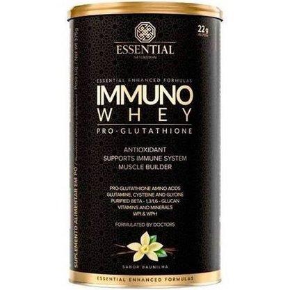 Immuno Whey Pro Glutathione Baunilha 375g Essential