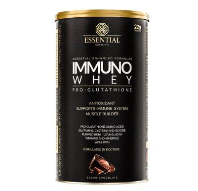 Immuno Whey Pro Glutathione Cacao 465g Essential