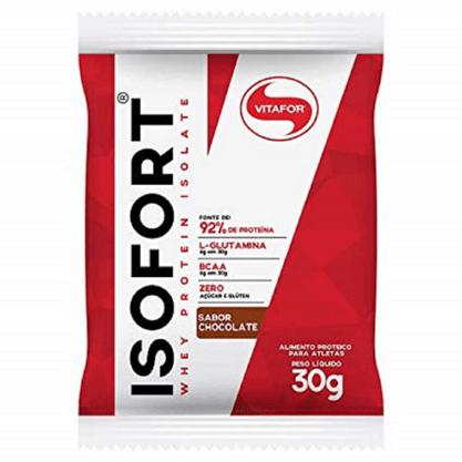 Isofort Sachê Chocolate 30gr