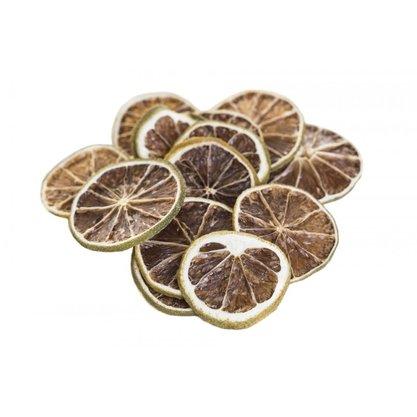 Limão em Rodelas Desidratados (100g)