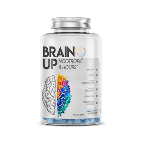 Nootrópico Braind Up 60 Tabletes True Source