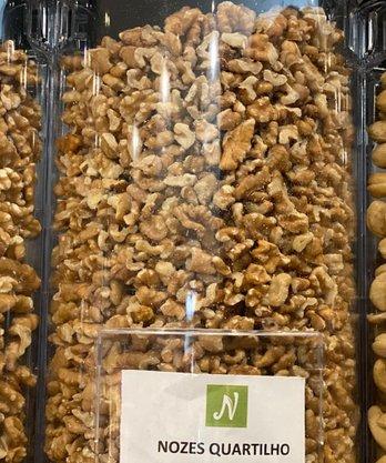 Nozes Quartilho Extra Ligth a Granel  (100g)