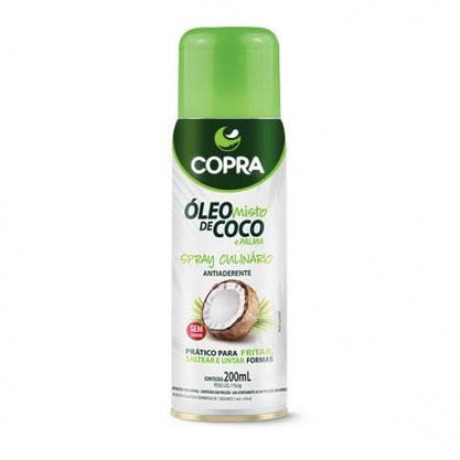 Oleo de coco e palma spray Copra 200ml