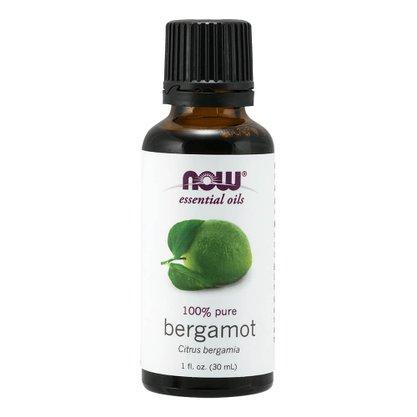 Óleo Essencial de Bergamota NOW 30 ml