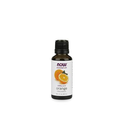 Oleo essencial de laranja now solutions 30ml