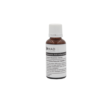 Óleo de Copaíba Premium MAD 30 ml