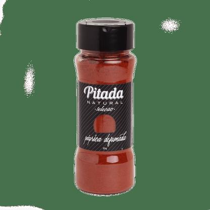 Páprica Defumada  67g- Pitada Natural