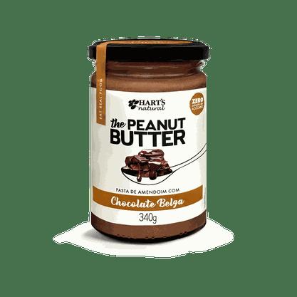 Pasta de Amendoim com Chocolate Belga 340g Harts