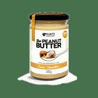 Pasta de Amendoim com Coco Vanilla 340g Harts