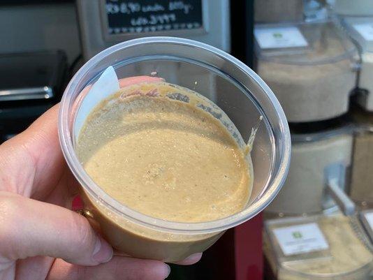 Pasta de Castanha de Caju Com Coco (250g)