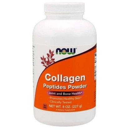 Peptideos de colageno hidrolizado Now 227g